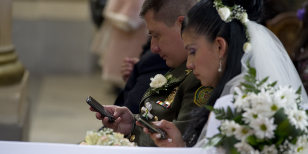 tweet your wedding? its technical