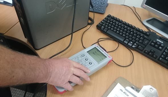 PAT TESTING SERVICES FORM ITS TECHNICAL