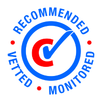 Checkatrade vetted logo